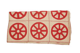 Wagon wheel quilt